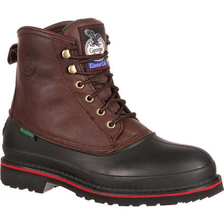 Georgia Boot Muddog Waterproof Steel Toe Work Boot