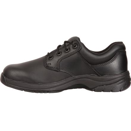 Rocky Women's SlipStop Plain Toe Oxford Public Service Shoe, , large
