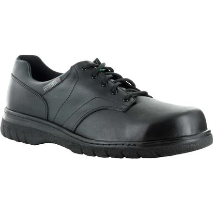 Mellow Walk Jack The X-Wide X-Comfort Steel Toe CSA-Approved Puncture-Resistant Work Oxford