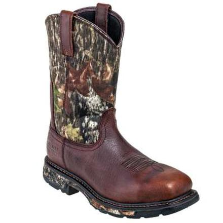 7dd466bde2c Ariat WorkHog Wide Square Steel Toe H2O Waterproof Work Boot