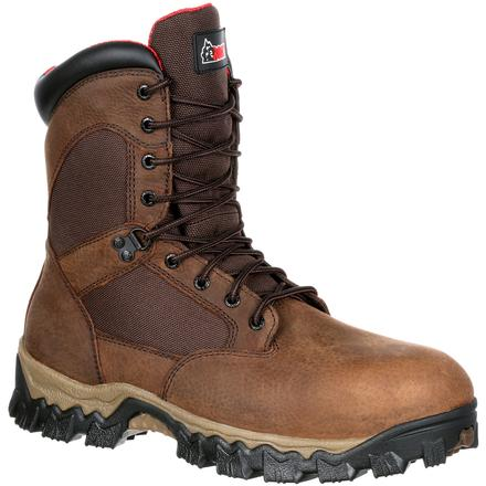 Rocky AlphaForce Composite Toe Waterproof Work Boot, , large