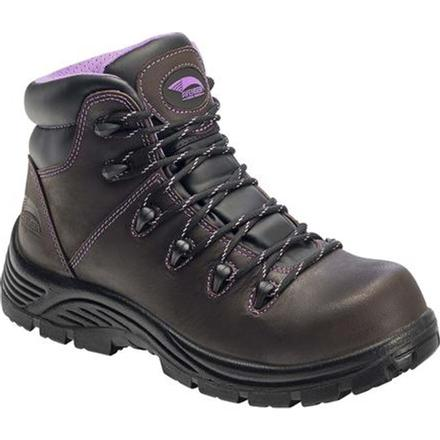 Avenger Women's Composite Toe Puncture-Resistant Waterproof Work Hiker, , large