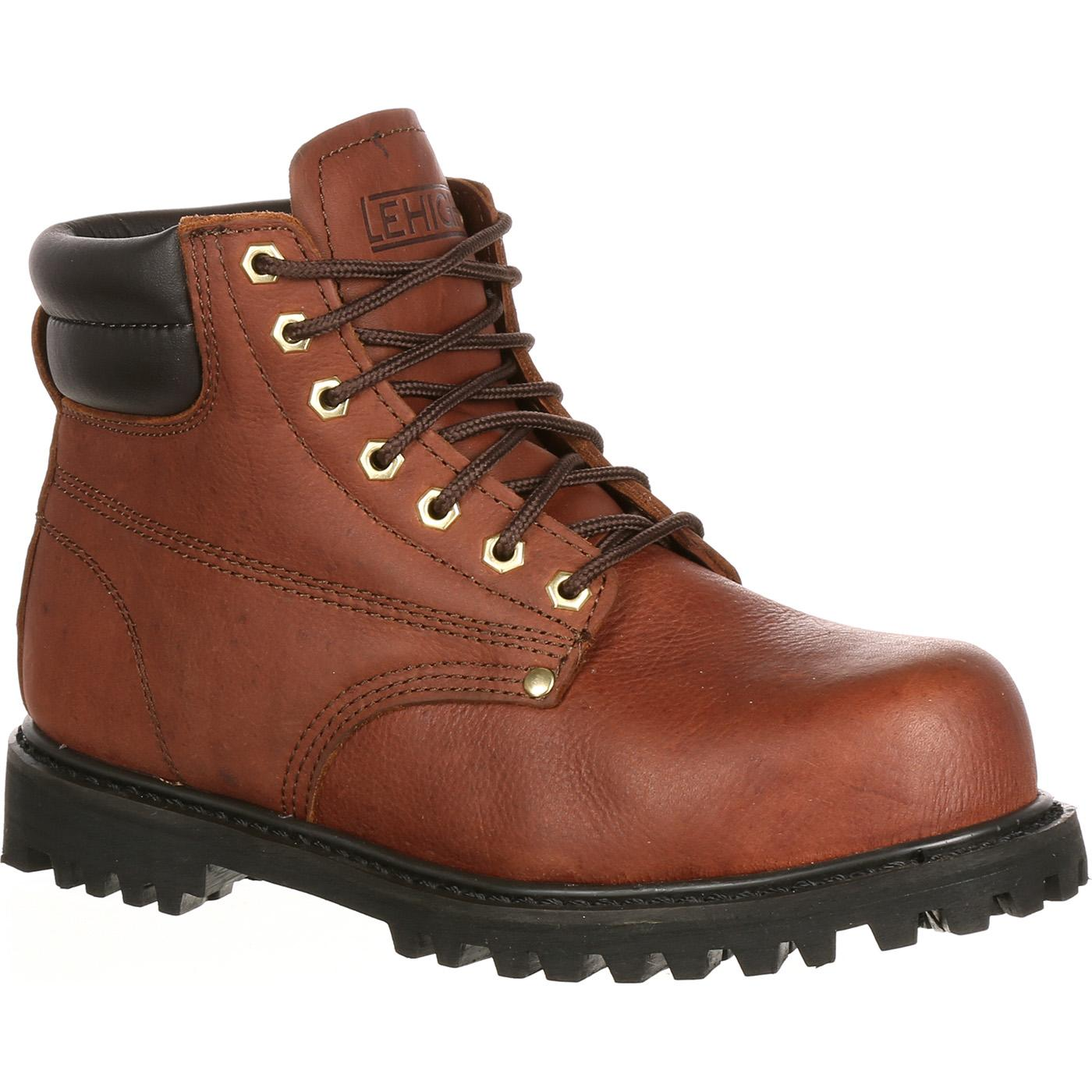 a6d9f396f5a5 Brown Leather Steel Toe 6