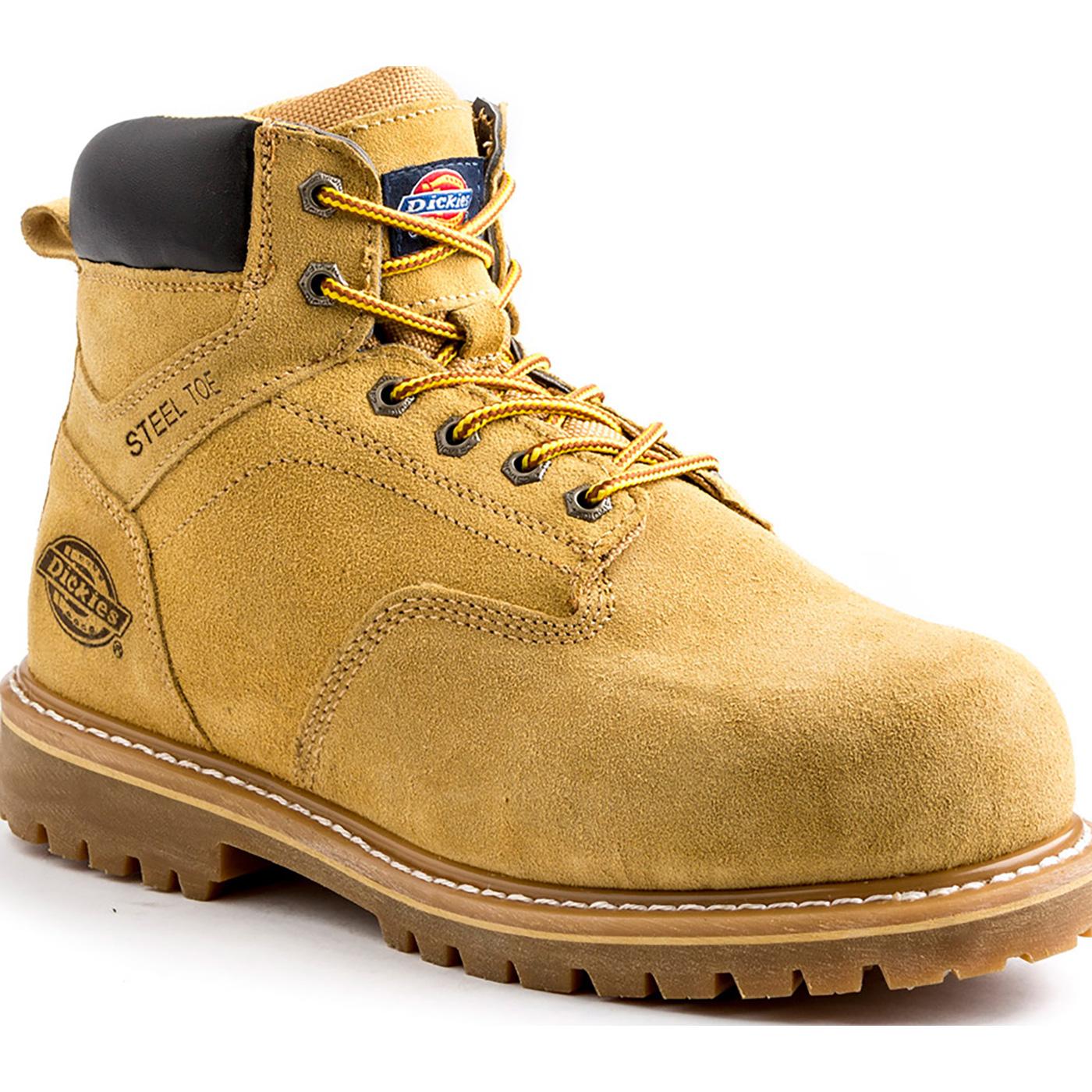 07e11827e20 Dickies Prowler Men's 6 Inch Steel Toe Electrical Hazard Work Boot