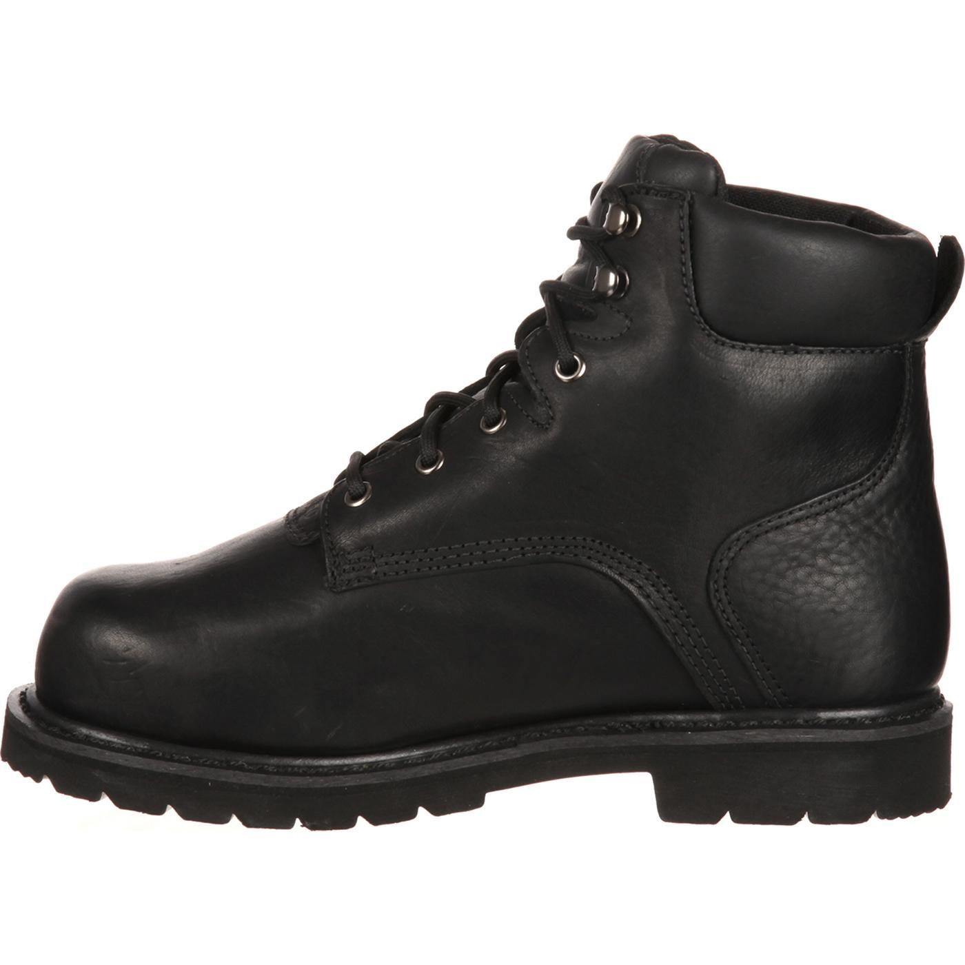 Lehigh Unisex Steel Toe Met Guard Waterproof Work Boots