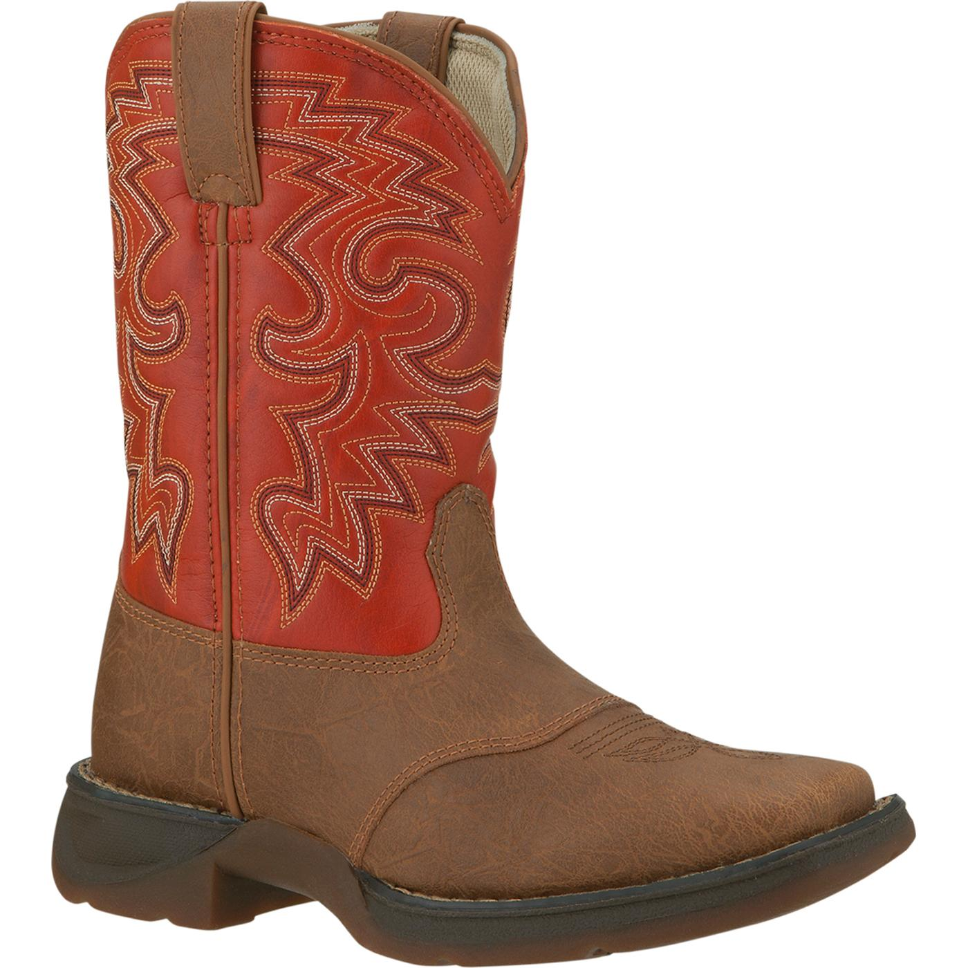 55a24a7b70dd Rebel by Durango Pull-On Western Boot - Style  BT205
