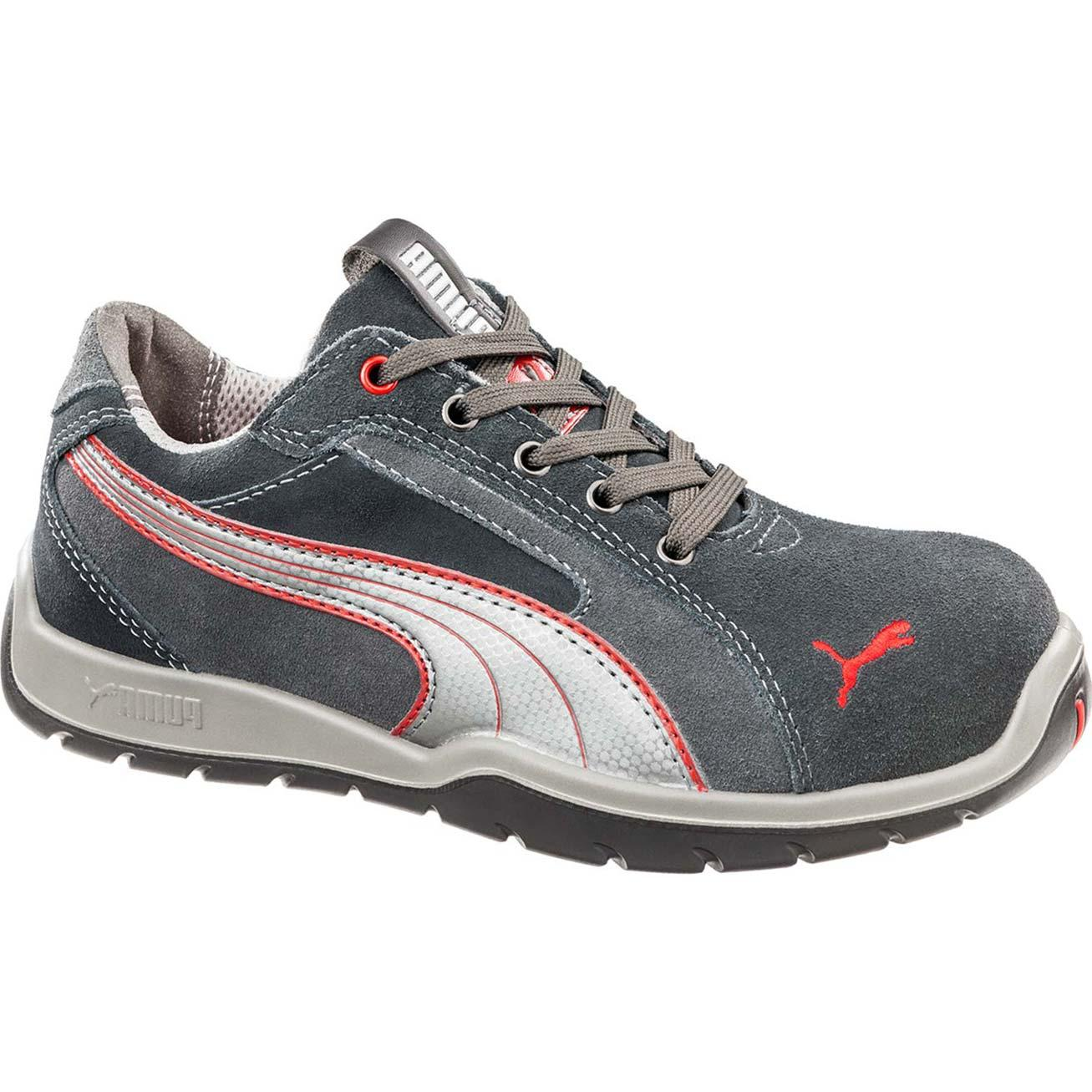 bfb60d0e8116 Puma Moto Protect Dakar Steel Toe Static-Dissipative Work Athletic Shoe