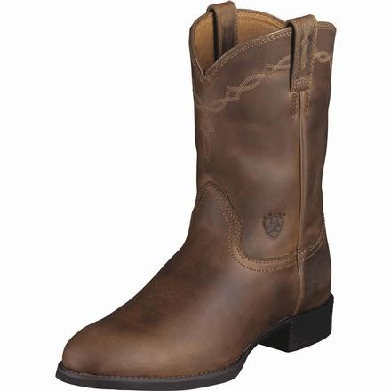 Ariat Heritage Roper Western Boot