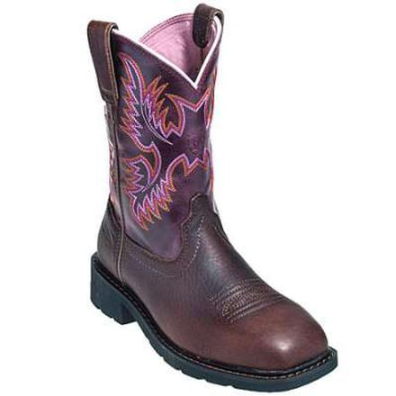 4c677689ae3 Ariat Women's Krista Pull-On Steel Toe Work Boot