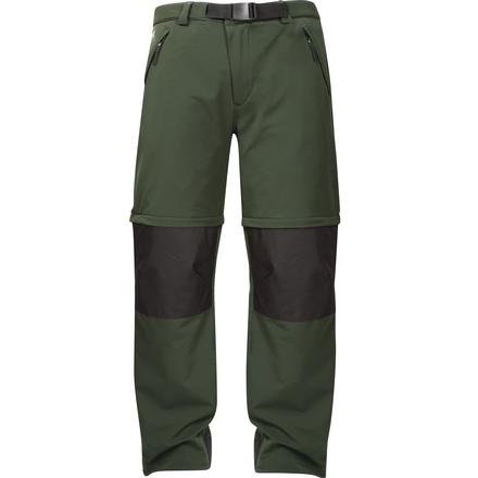 Rocky S2V Dead Reckoning Convertible Trek Pants, DARK GREEN, large