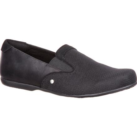4Eursole Waltz Women's Black Flat Sport Loafer