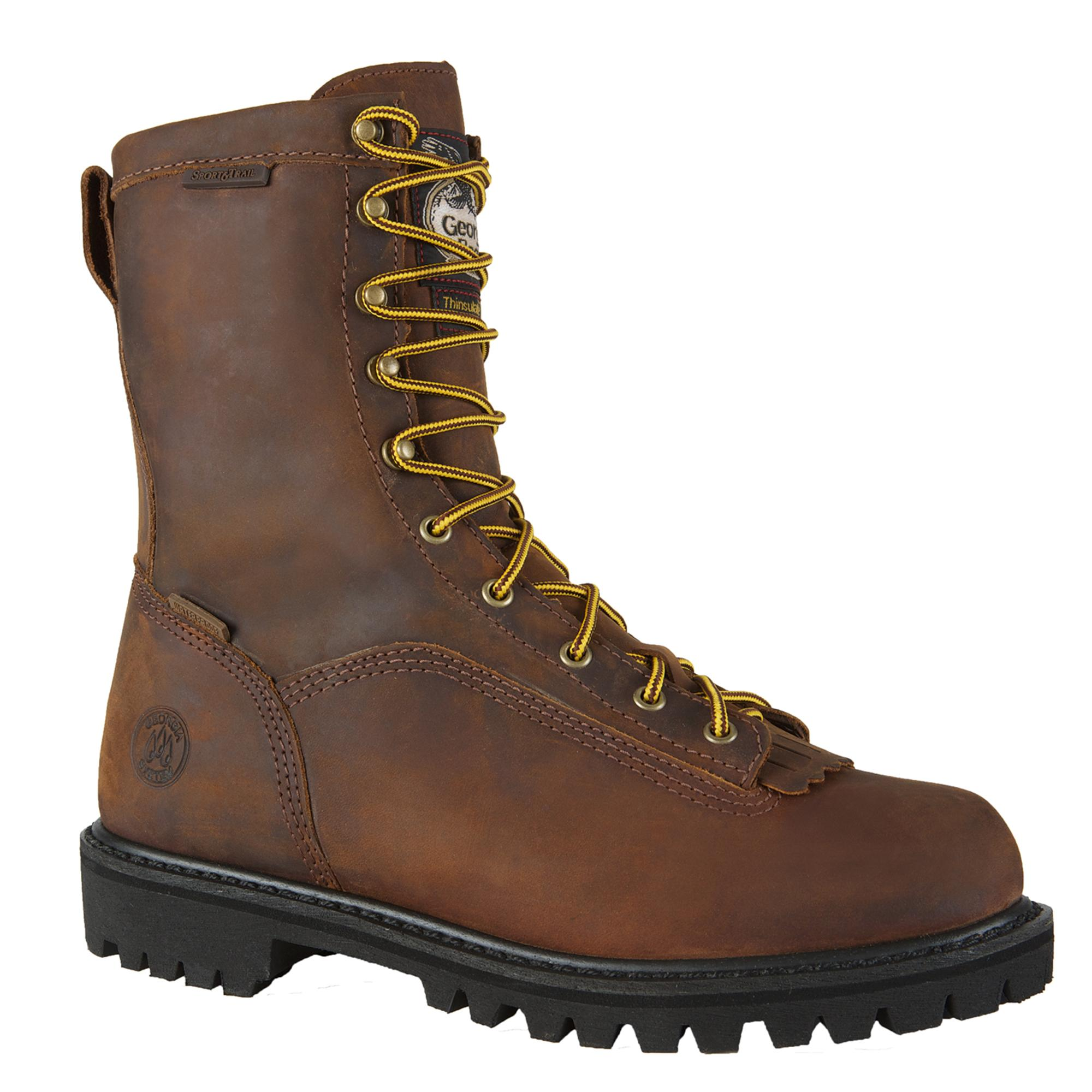 6ee398b5f4a Georgia Insulated Waterproof Logger Work Boots