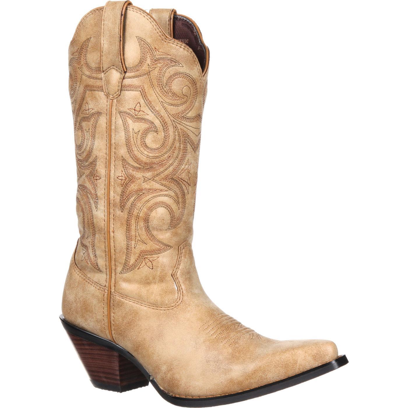 aeb5adda4b9 Crush by Durango Women's Scall-Upped Western Boot