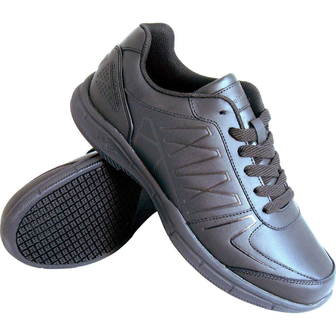 Genuine Grip Slip-Resistant Athletic Shoe, GG1600