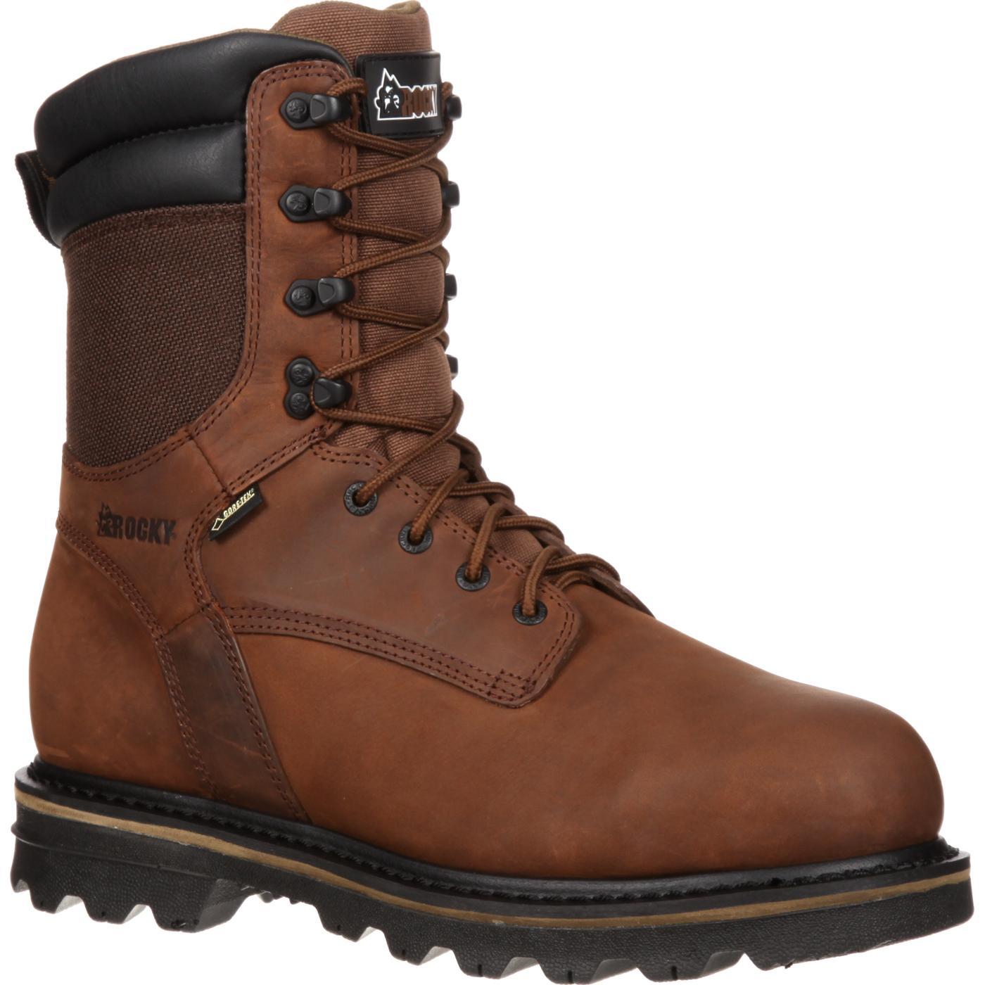 Waterproof Insulated Hunting Boots, Rocky CornStalker #RKYS087