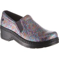 Klogs Naples Pyramid Women's Slip Resistant Work Clogs, , medium