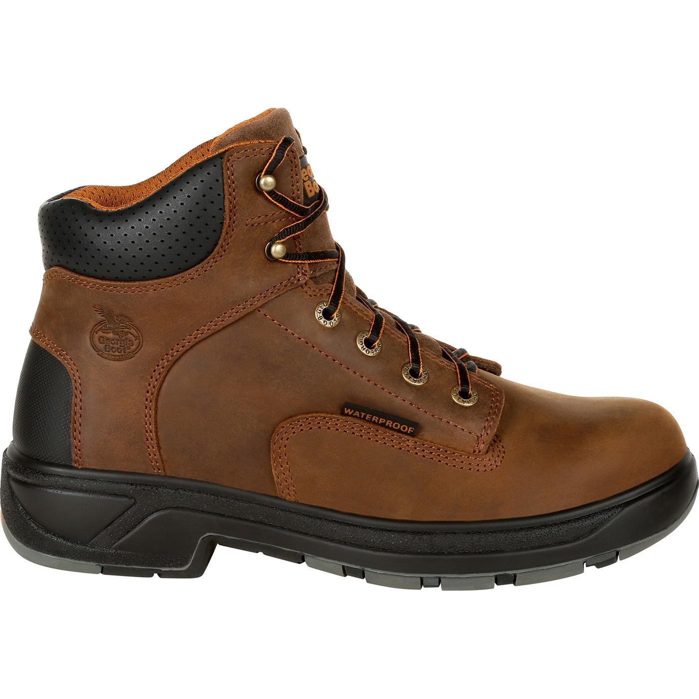 8b81669833e Georgia Boot FLXpoint Waterproof Work Boot