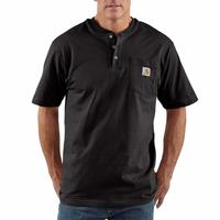 Carhartt Short-Sleeve Workwear Henley, , medium