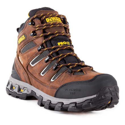 DEWALT® Argon Aluminum Toe Puncture-Resistant Kevlar Waterproof Work Hiker