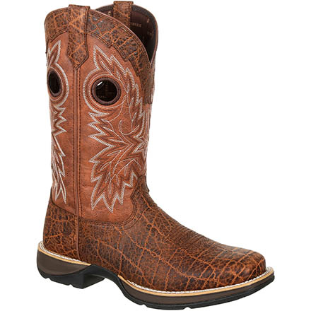 Rebel™ by Durango® Elephant Print Western Boot, , large