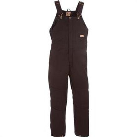 Berne Women's Sanded Insulated Bib Overall, , large