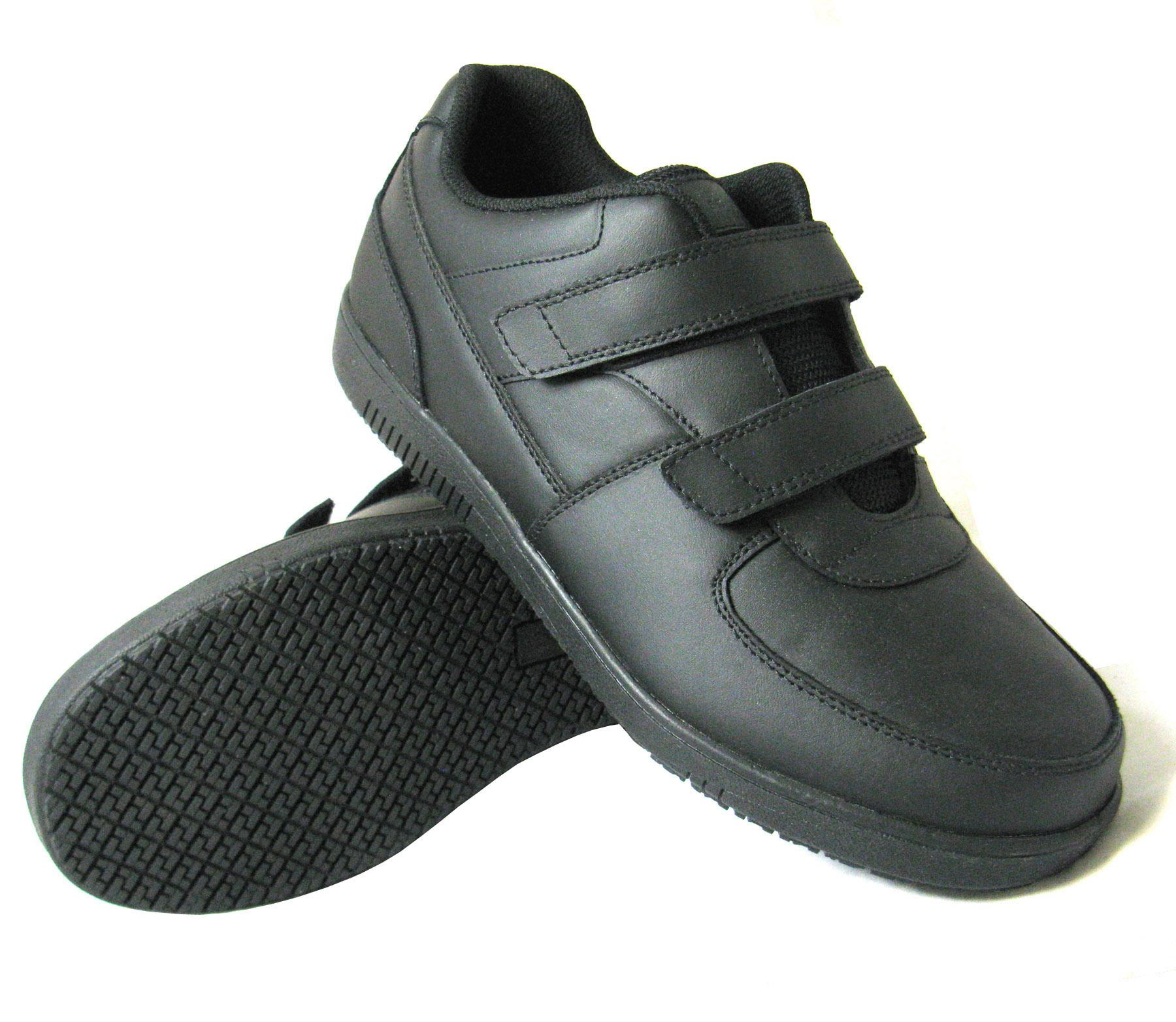 4e28395d1f7 Genuine Grip Women s Slip-Resistant Velcro-Closure Athletic Shoe