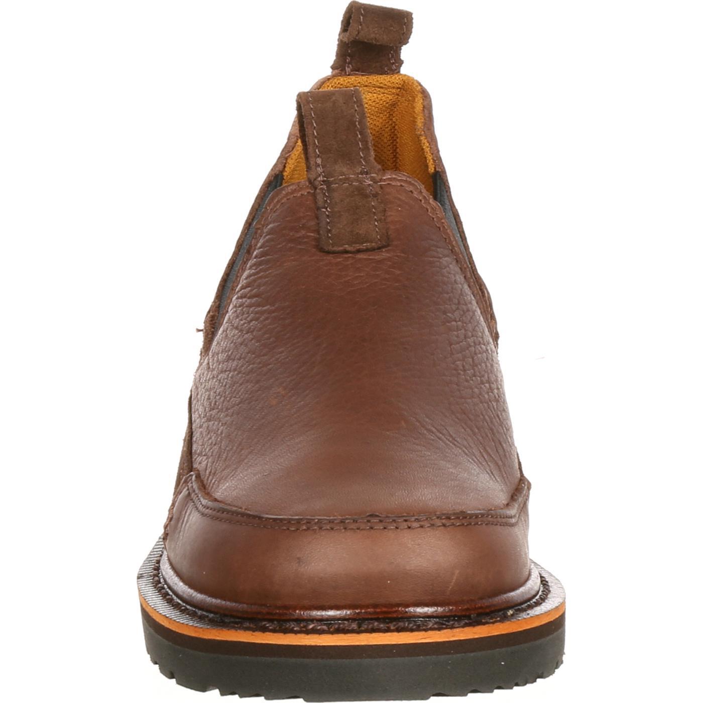0f72d9be1c7 Georgia Giant Romeo Slip-On Work Shoe
