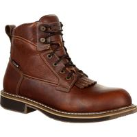 "Rocky Cody Waterproof 6"" Lacer Western Boot, , medium"