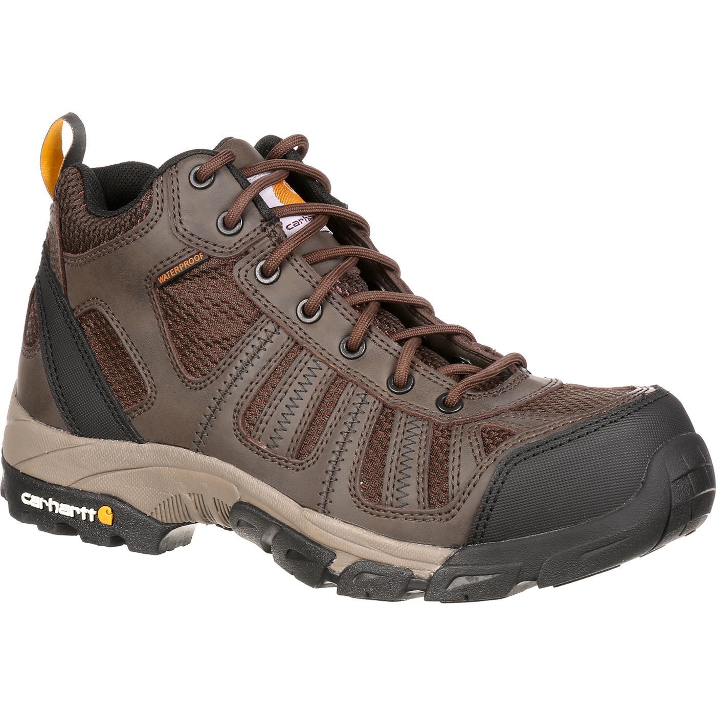 dcae7dba19b Carhartt Composite Toe Waterproof Work Hiker