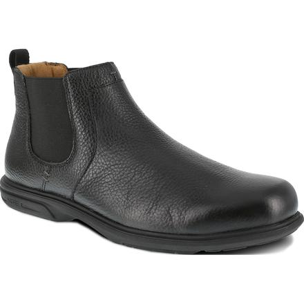 Florsheim Work Loedin Men's Steel Toe Static-Dissipative Black Romeo Work Boot, , large