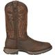 Rebel™ by Durango® Chocolate Pull-On Western Boot, , small