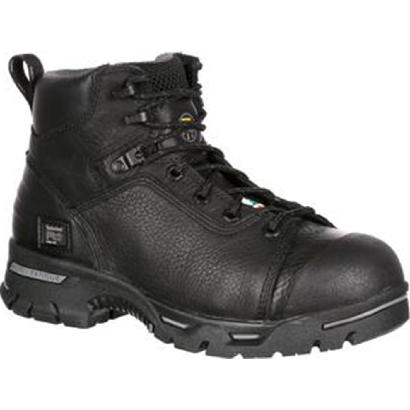 timberland pro endurance steel toe puncture resistant work