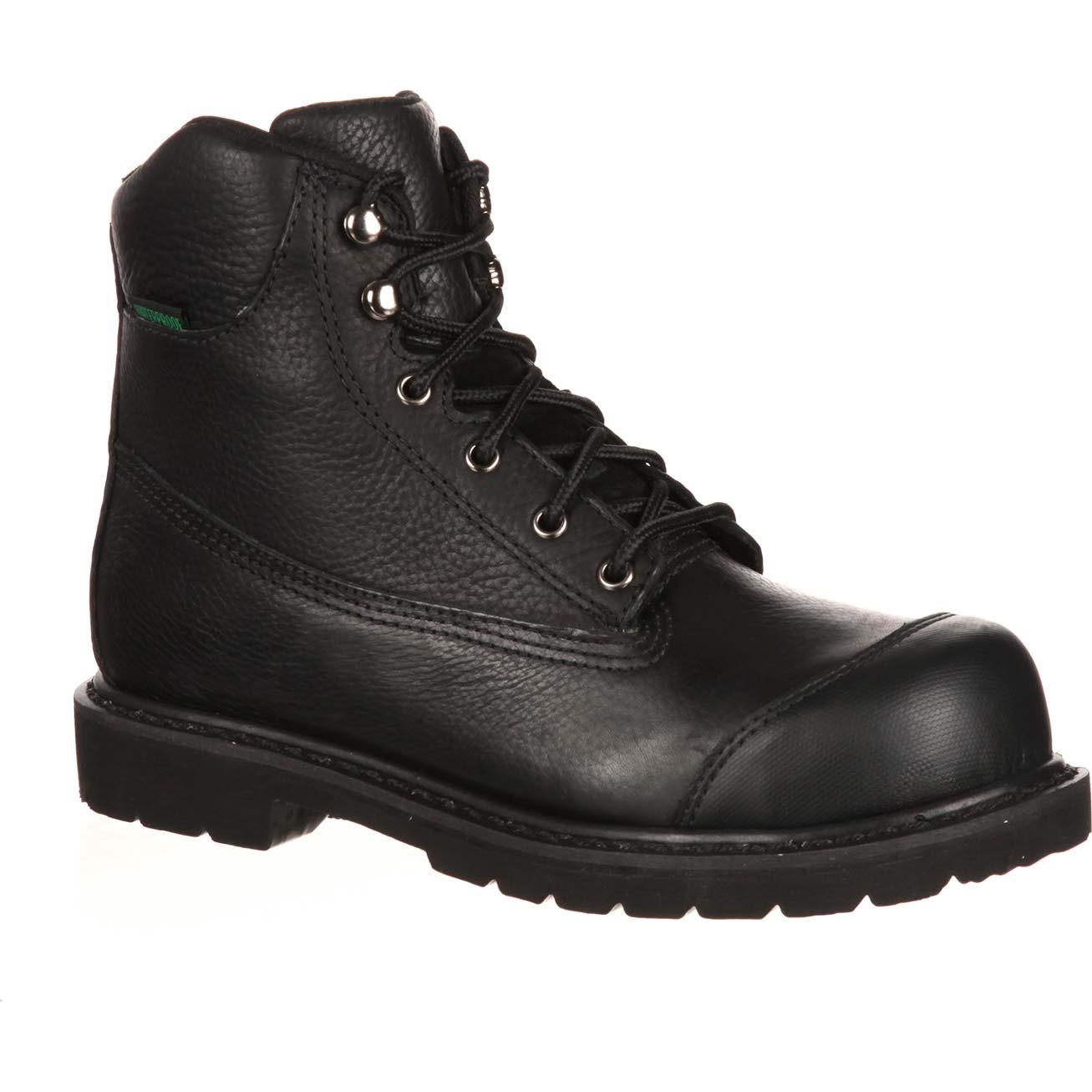 019474b661a6 QUICKFIT COLLECTION  Lehigh Safety Shoes Unisex Steel Toe Waterproof Work  Shoe