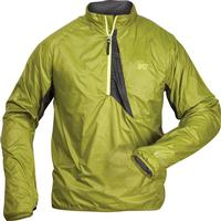 Rocky S2V Center Hold Wind Shirt, GREEN, medium