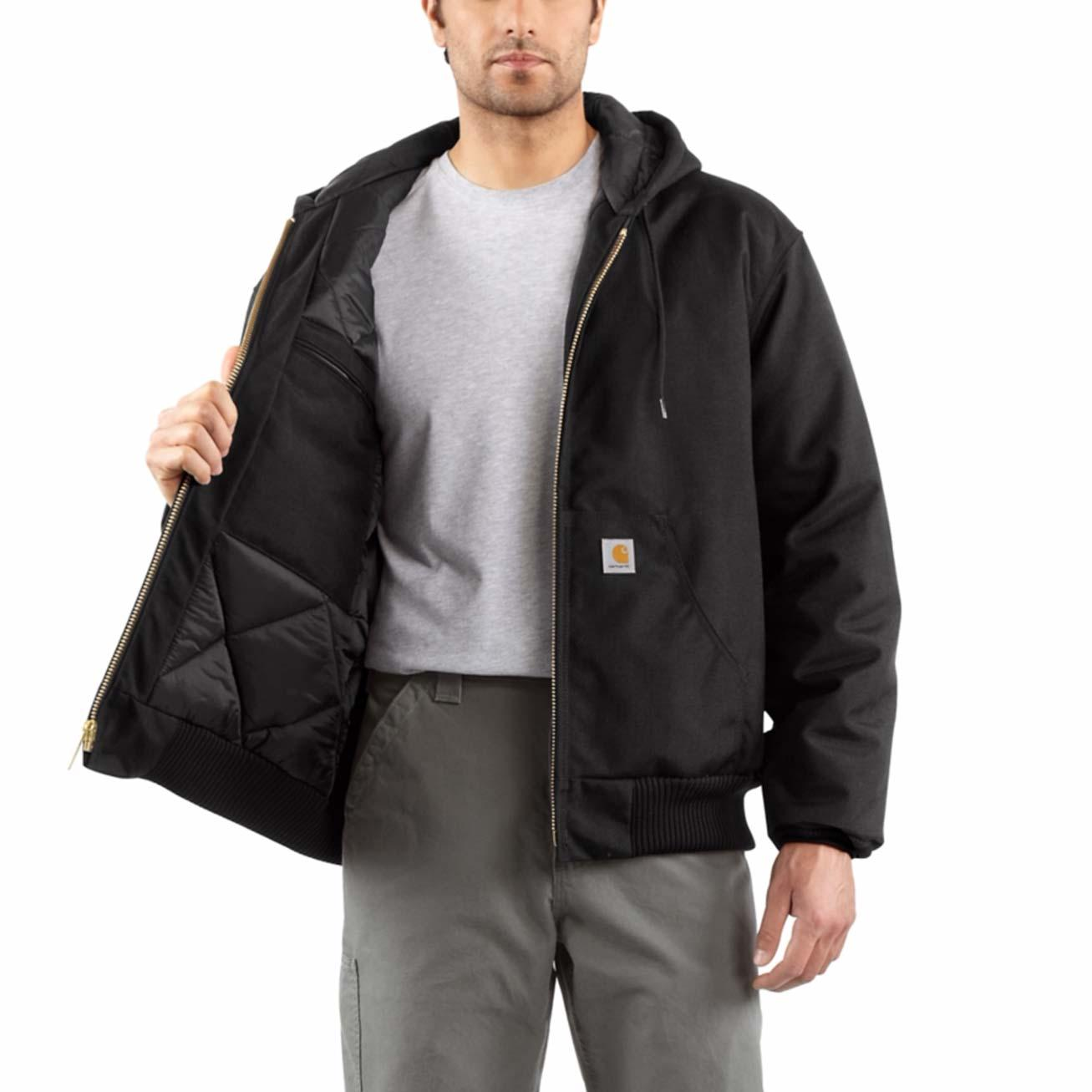 Carhartt Extremes Arctic Quilt Lined Active Jacket J133blk