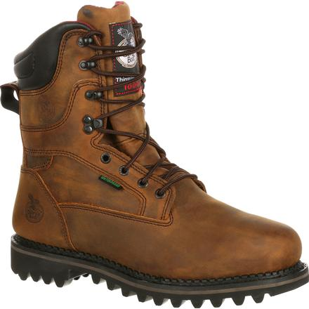 Georgia Boot Arctic Toe Waterproof 1000G Insulated Work Boot