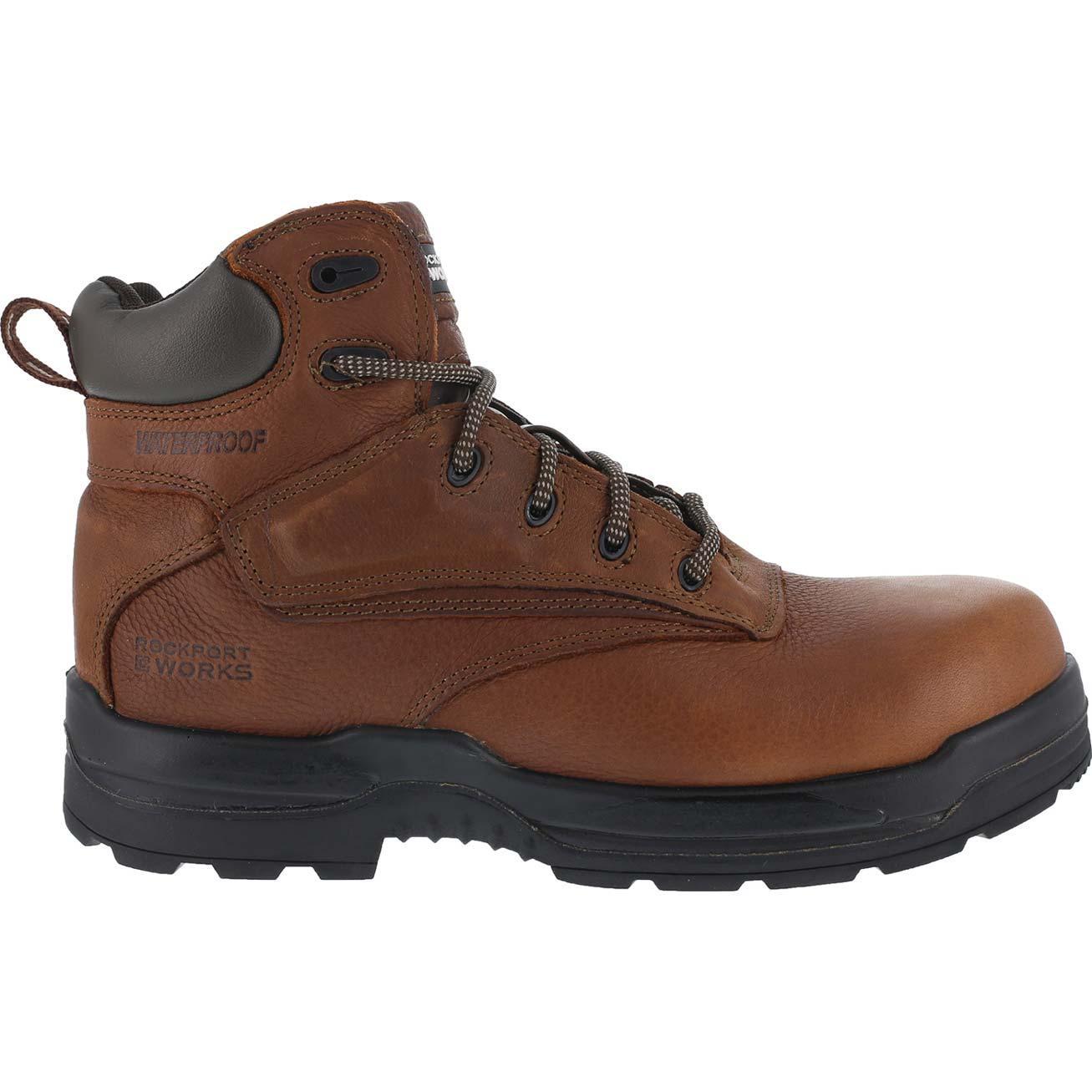 Rockport Work Shoes Composite Toe