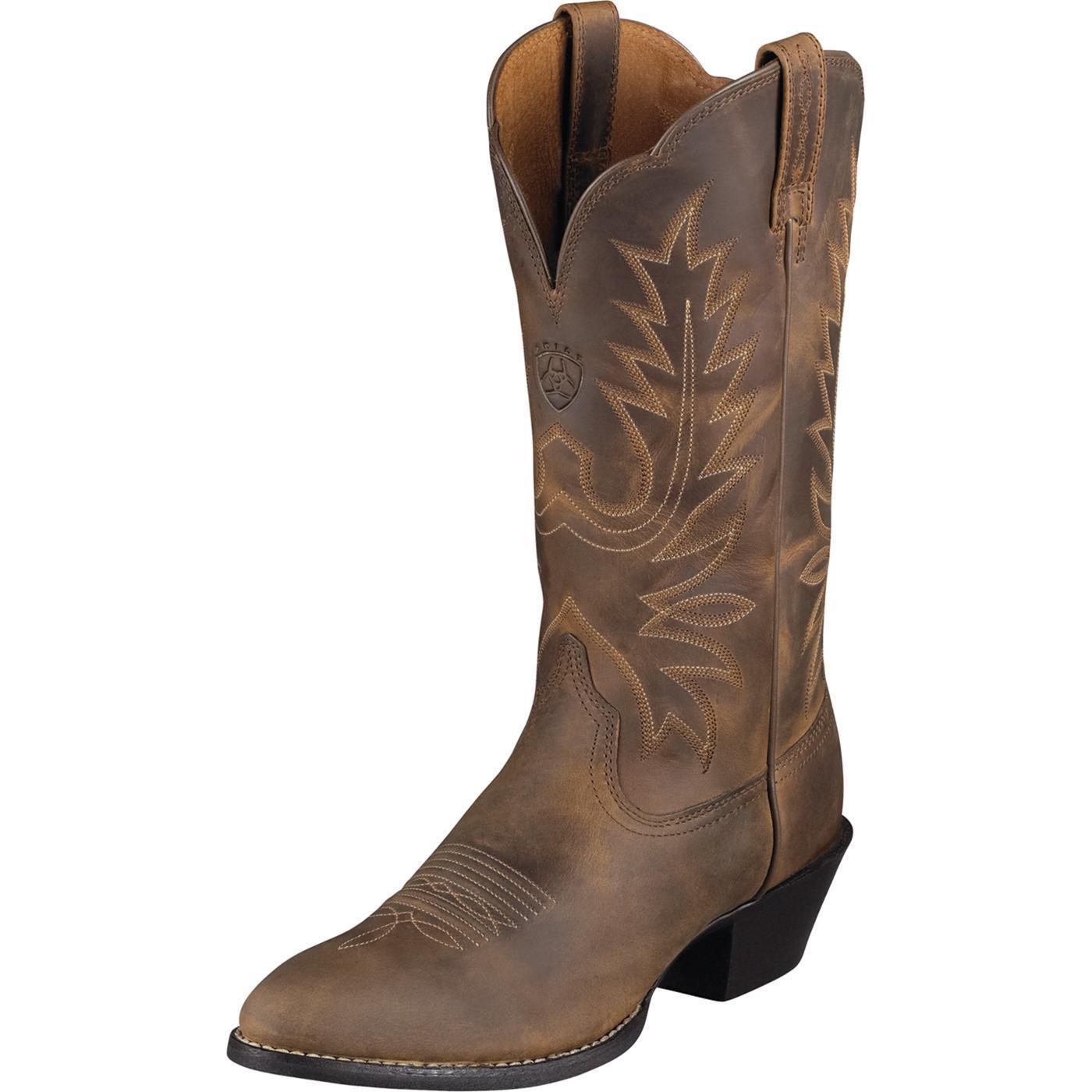ea938b9c61e Ariat Heritage Women's R Toe Western Boot