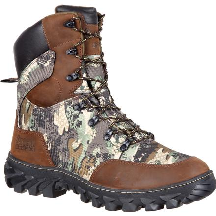 Rocky S2V Jungle Hunter Waterproof 200G Insulated Outdoor Boot, , large