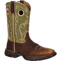 Lady Rebel™ by Durango® Women's Meadow n' Lace Saddle Western Boot, , medium