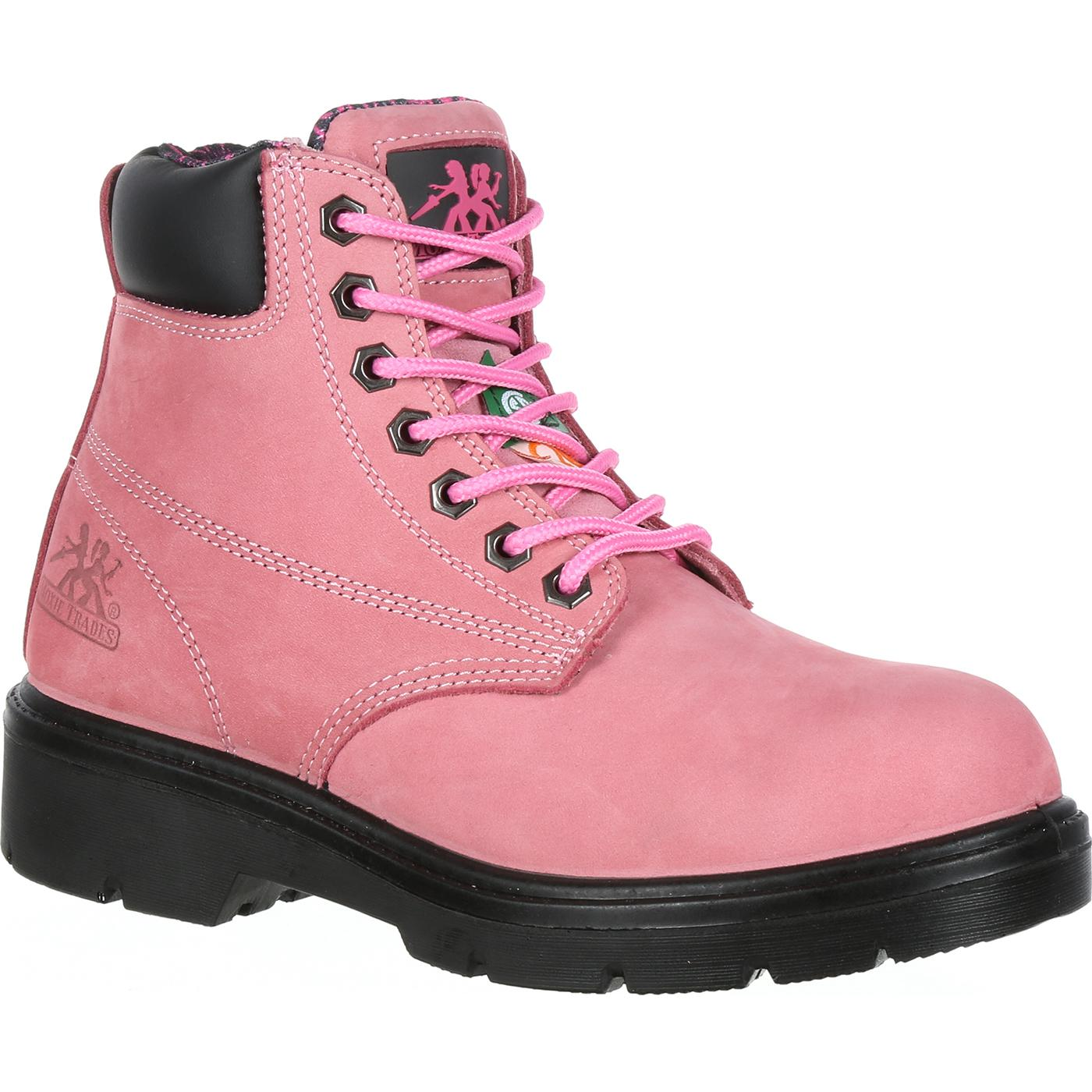 Moxie Trades Women's Steel Toe CSA-Approved PR Work Boot
