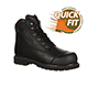 QuickFit Collection: Lehigh Safety Shoes Unisex Steel Toe Waterproof 200g Insulated Work Boot, , small