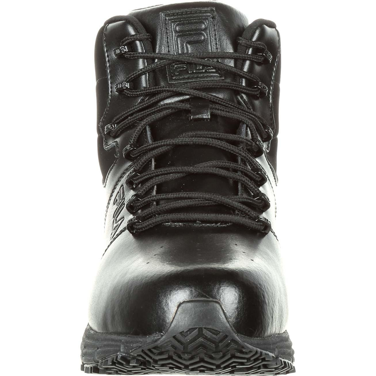 8bbd8c3b Fila Memory Breach Slip-Resistant Work Athletic Shoe