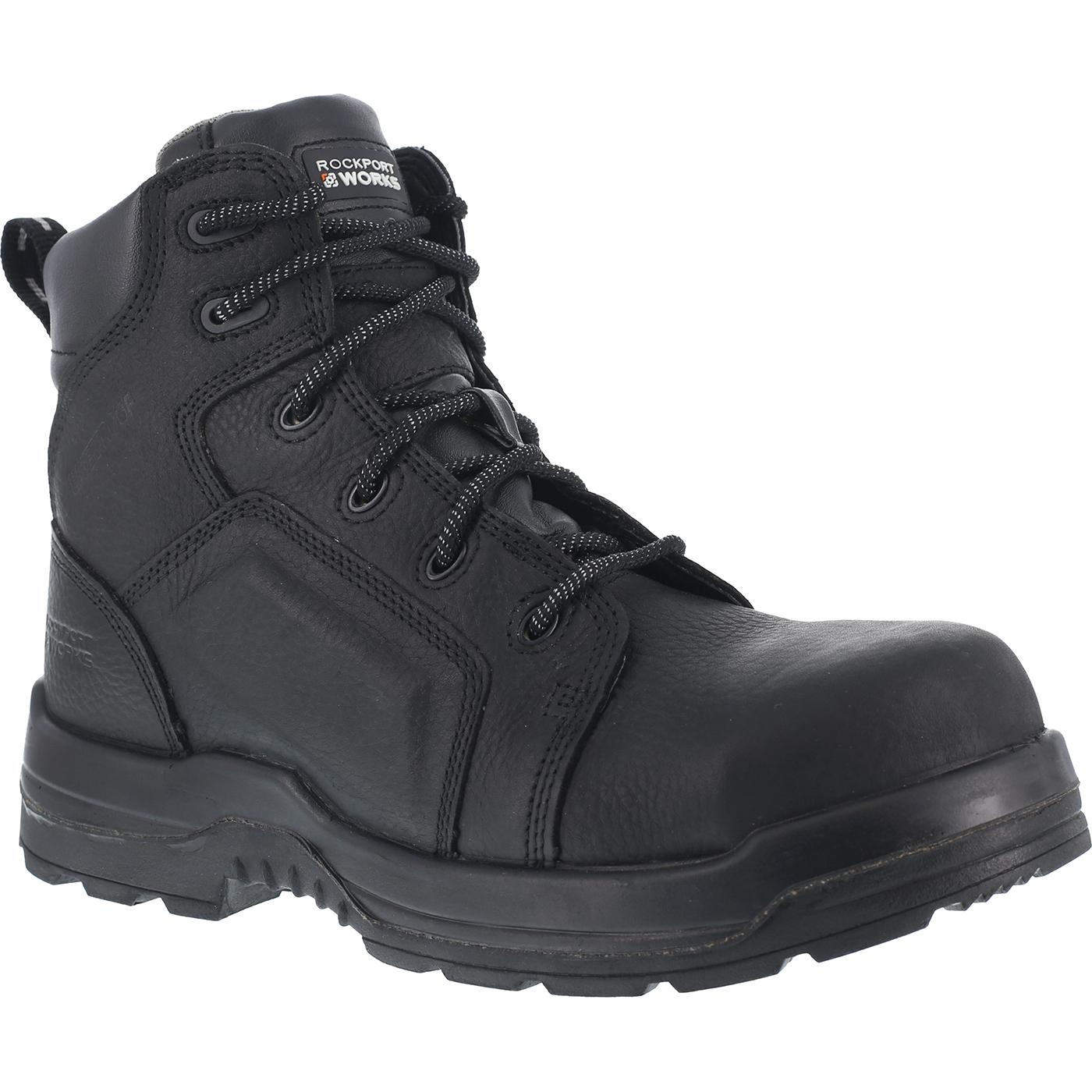 Model Avenger Women39s Steel Toe Waterproof Hiker Work Boot A7125