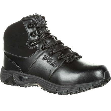 Fila Memory Breach Steel Toe Slip-Resistant Work Hiker, , large