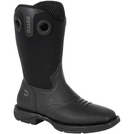 Durango Rebel Rancher Black Boot, , large
