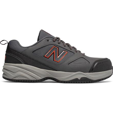 New Balance 627v2 Men's Steel Toe Slip Resistant Static Dissipative Athletic Work Shoes