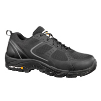 Carhartt Men's Lightweight Low 3 inch Steel Toe Electrical Hazard Black Work Hikers, , medium