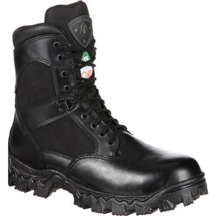Rocky AlphaForce Composite Toe Puncture-Resistant Boot