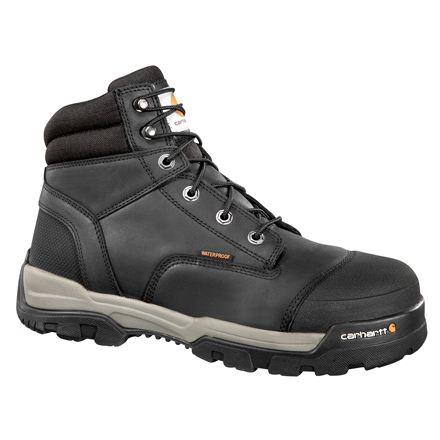 Carhartt Ground Force Men's Composite Toe Waterproof Electrical Hazard Work Boots, , large